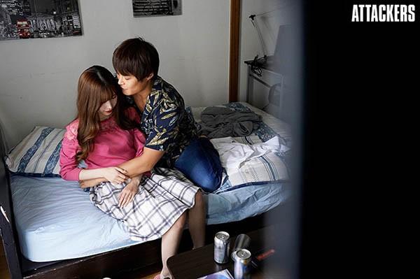 【捕鱼王】明里䌷ADN-314 明里つむぎ上了男朋友学长的床