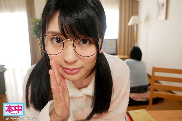 """【捕鱼王】HND-674 :女友妹妹""""藤波惠理""""急不可耐地要姐夫上她!"""