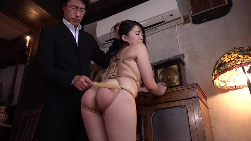 """【捕鱼王】USBA-015:巨乳女学生""""佐知子""""惨遭伯父肉棒凌辱,沦为性奴!"""