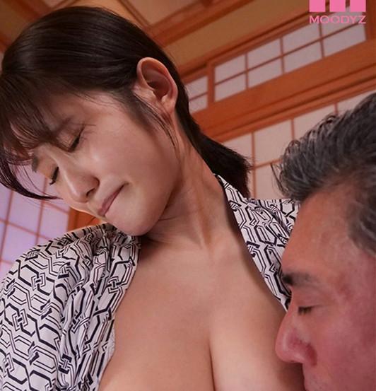 """【捕鱼王】MIDE-919 : OL人妻""""神宫寺ナオ""""温泉旅馆遭强制肉体接待,轮流中出。"""