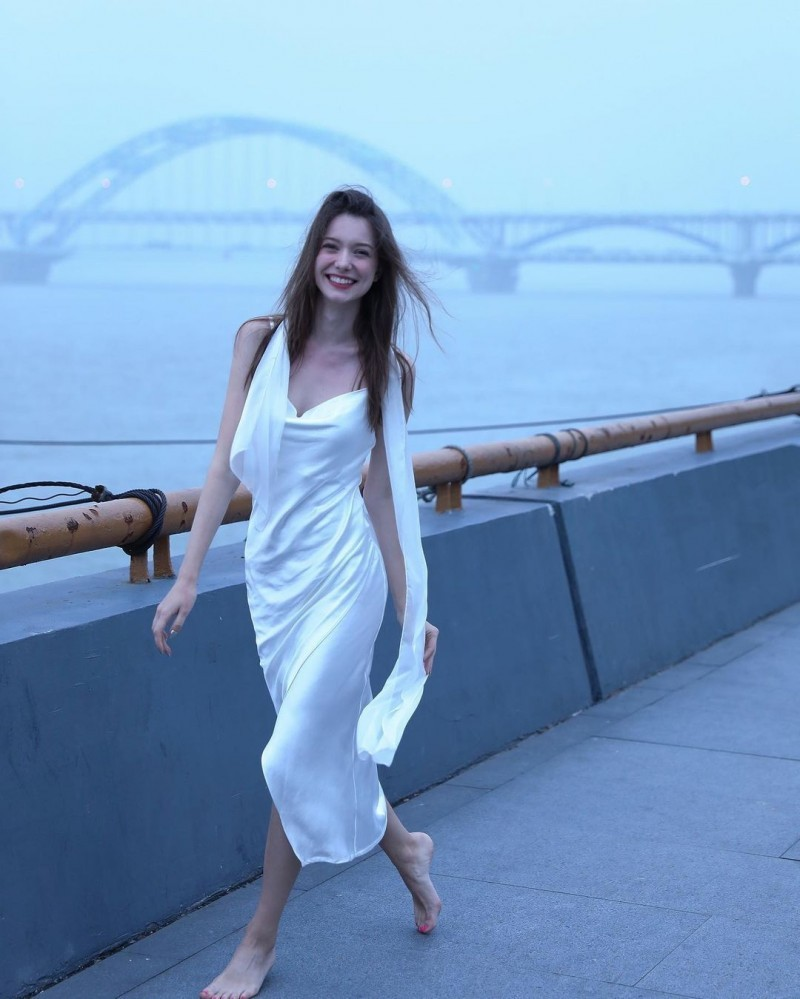 【捕鱼王】Anastasia Cebulska 