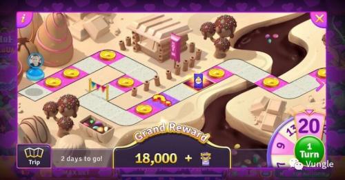 【捕鱼王】GameRefinery四月热门手游甄选:亮点集合