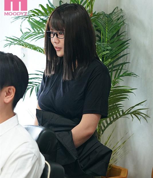 """【捕鱼王】MIMK-089 :理发厅I罩杯师傅""""佐知子""""洗加剪还有""""吹""""还可以中出。"""