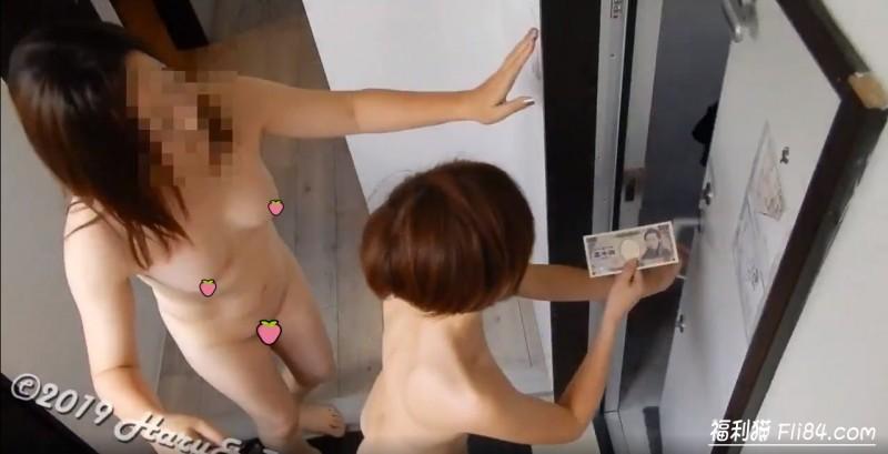 【捕鱼王】樱花妹叫披萨浴巾滑落,白嫩柔软直接裸露,外卖小哥大饱眼福!