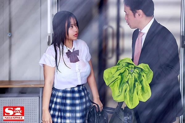 【捕鱼王】夕美紫苑SSNI-796 大胸妹湿身后献身老师学校变战场