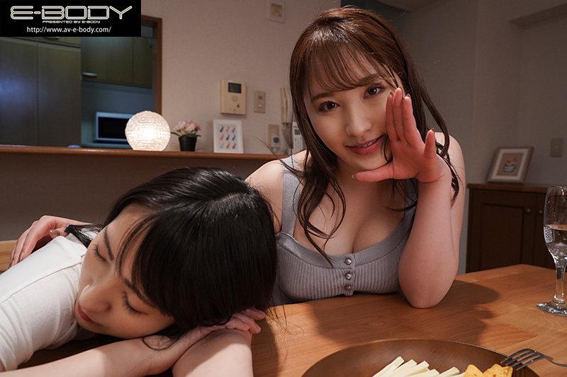 """【捕鱼王】女友的姐姐""""北野未奈""""胸部超大!逮到机会就要和她好好做一下!"""